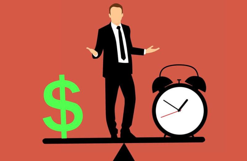 お金&時間